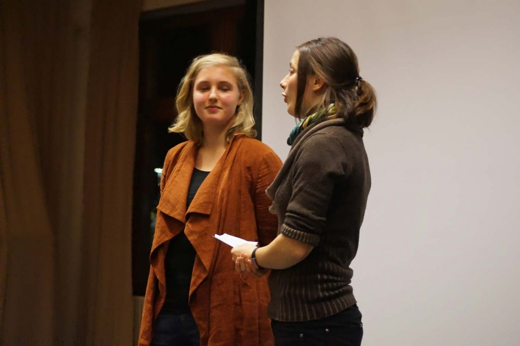 Amelie und Nora