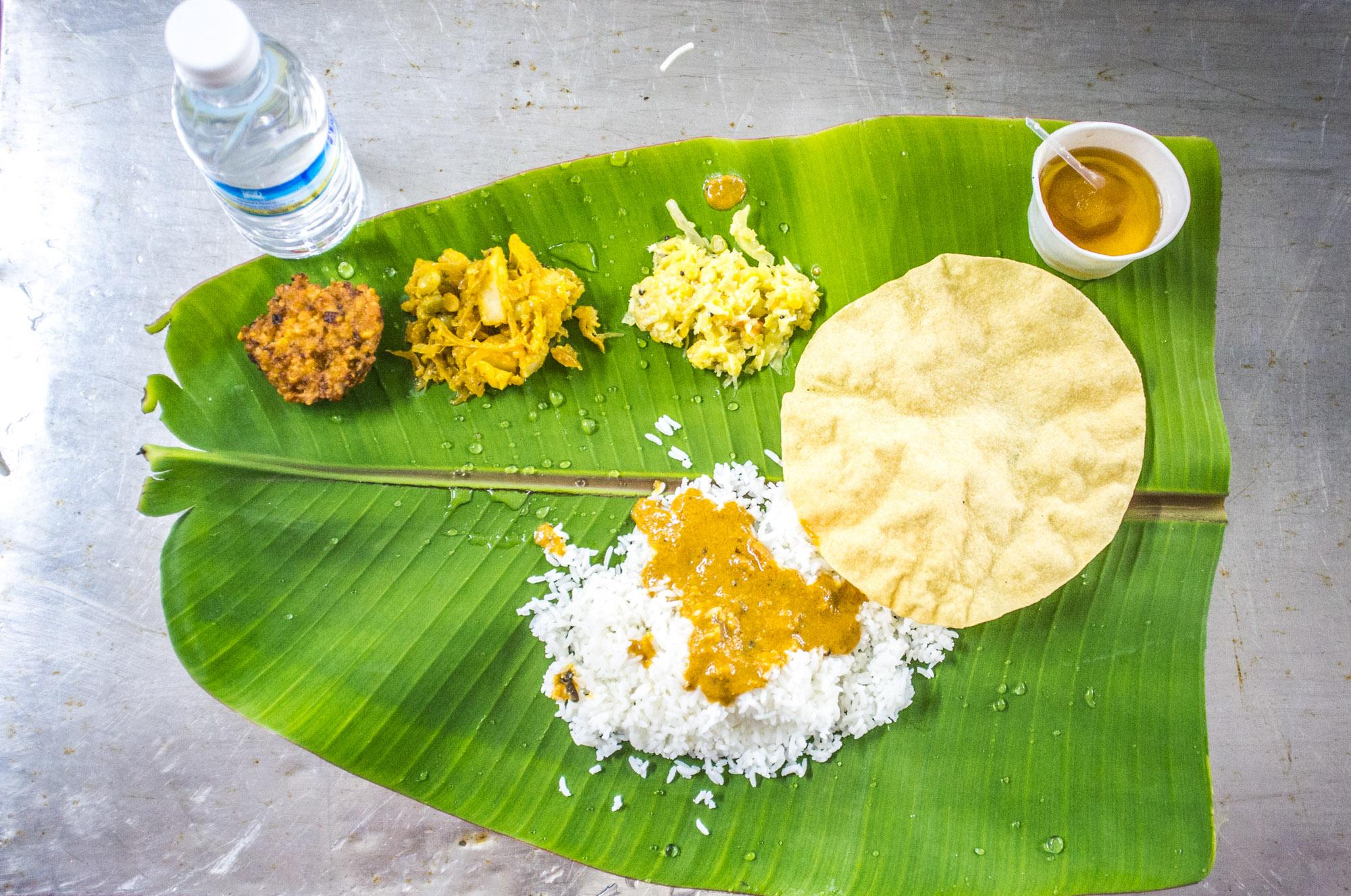tamil | auroblog tamil | ein jahr weltwärts in südindien - Tamilische Küche