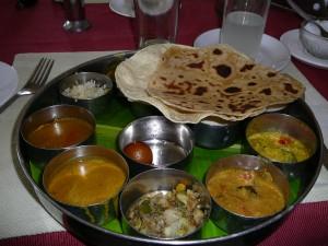 indisch Essen