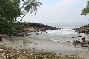 Strand gibt es hier auch :)